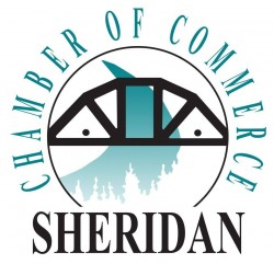 Sheridan Chamber of Commerce Logo